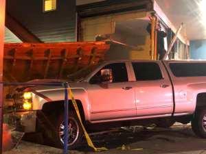 7500 35th Ave NE Farmers Insurance office damage on 12 January 2020