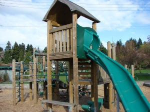 Dahl Field play equipment
