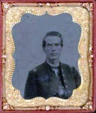 Capt. DeWitt C. Kenyon in Civil War uniform. Courtesy of www.findagrave.com/