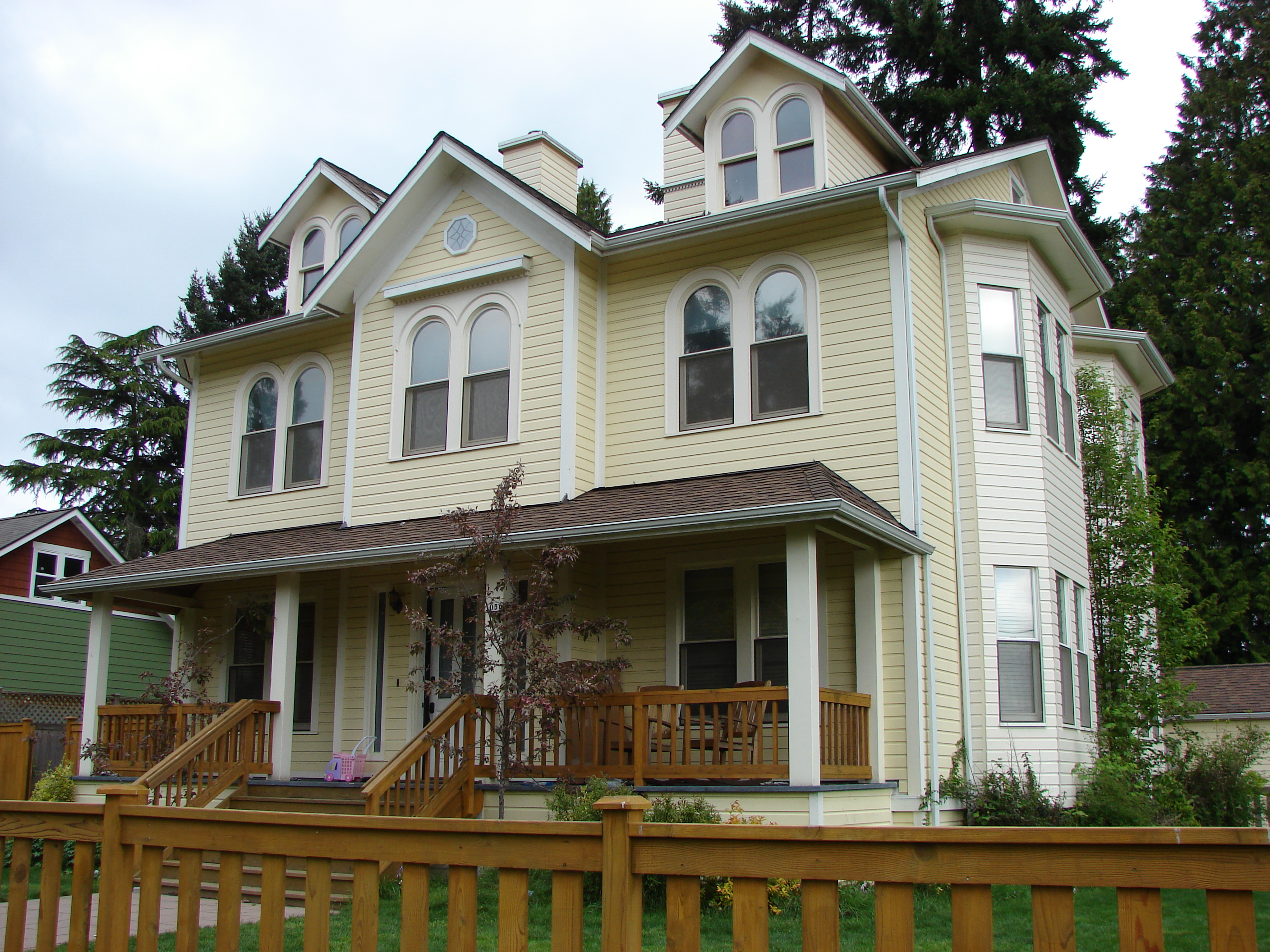 A Victorian In Wedgwood Wedgwood In Seattle History