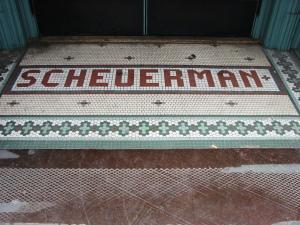 Scheuerman in tiles