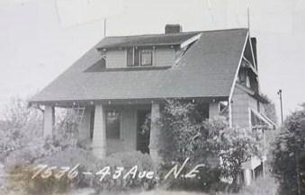 7536 43rd Ave NE.built 1912