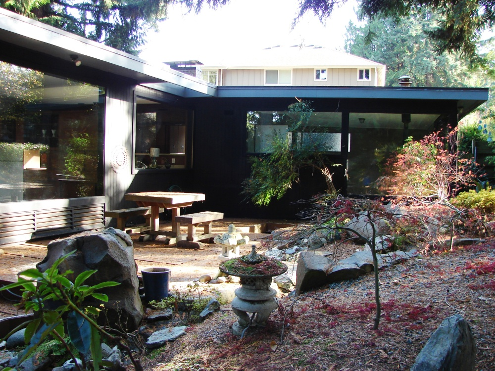 Historic preservation: Northwest Modern architecture in north Seattle (6/6)