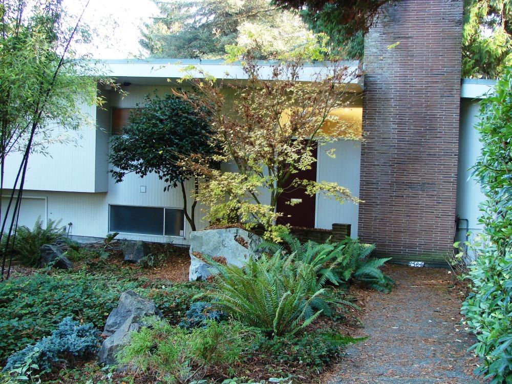 Historic preservation: Northwest Modern architecture in north Seattle (4/6)