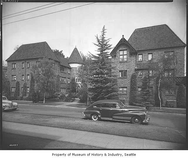 Historic preservation: Northwest Modern architecture in north Seattle (2/6)