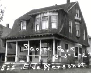Carmack house