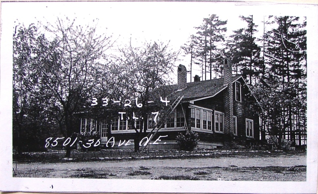 DeVries house