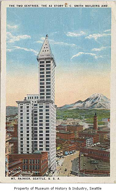 Historic preservation: Northwest Modern architecture in north Seattle (1/6)