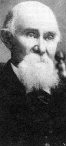 Undated photo of John Thornton, courtesy of Clallam County Historical Society.