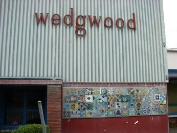 Wedgwood School front