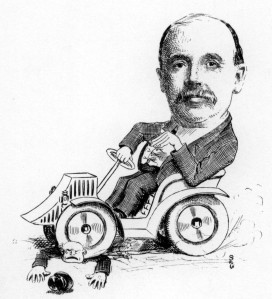 Robert R. Spencer was a banker and early car enthusiast in Seattle.