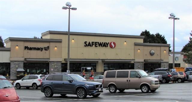 Safeway.January 2020