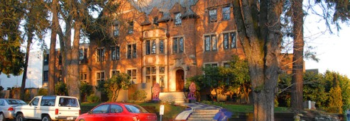 The Sigma Alpha Epsilon fraternity building in Seattle was built in 1925.