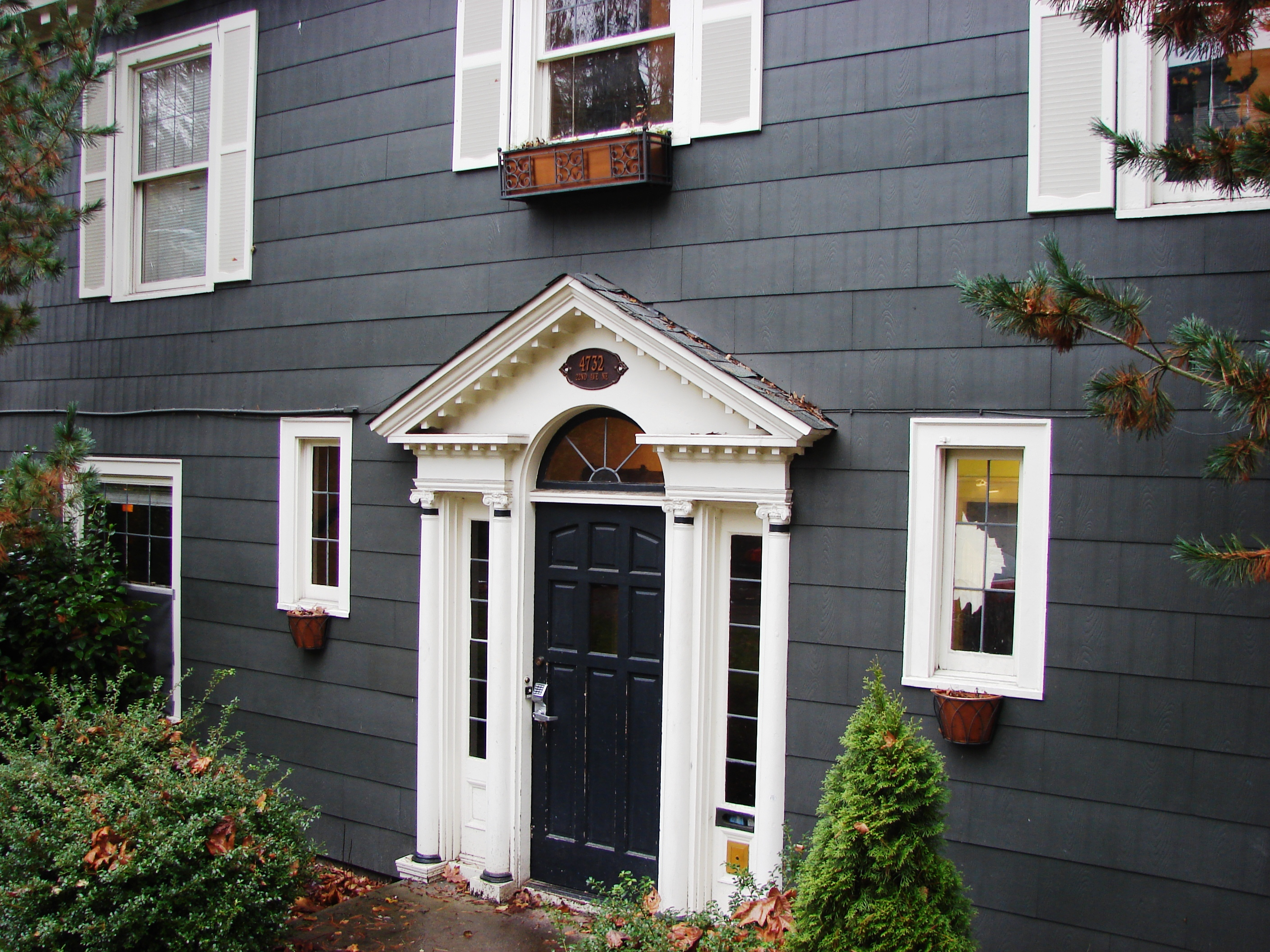 Colonial entry | Wedgwood in Seattle History