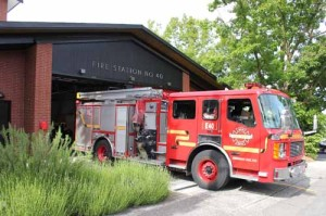 The Wedgwood neighborhood did not get its own fire station until 1965.  Fire Station 40 is at 9401 35th Ave NE.