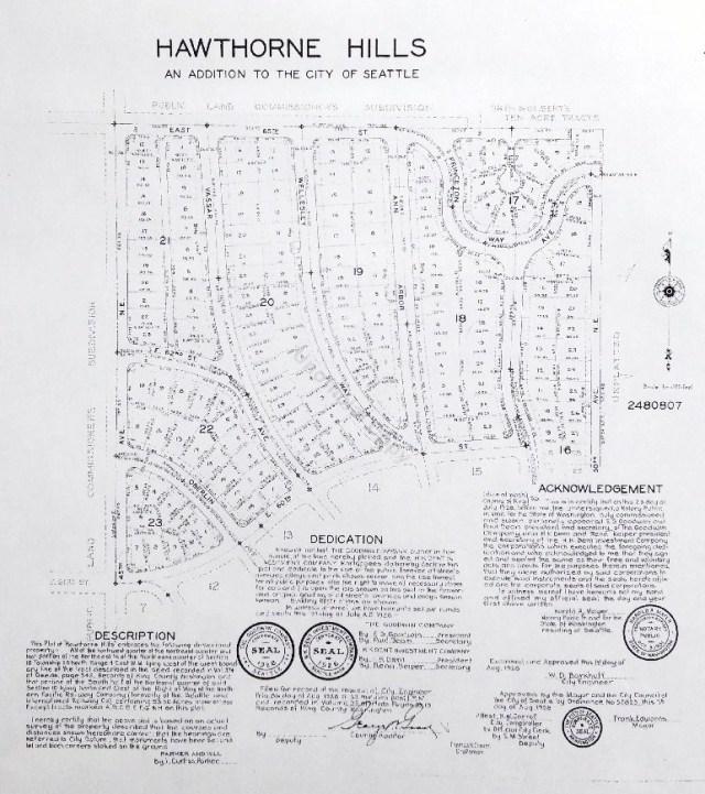 Hawthorne Hills.1928