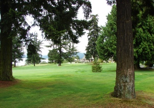 At the time the Sand Point golf course opened in 1927 golf was becoming very popular as a game, and as a businessmen's association and gathering place.