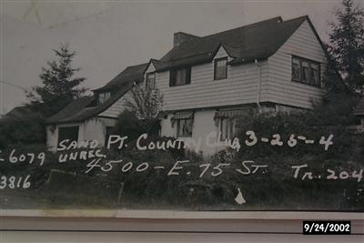 Names in the Neighborhood: Sand Point Country Club (5/6)