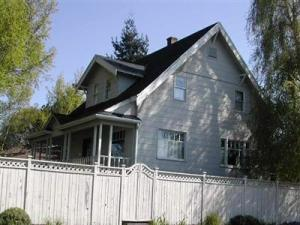 The house at 7500 43rd Ave NE as it looks today.  The house was built in 1910.