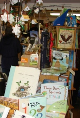 Many gift items to select from at the Seattle Audubon Society Nature Shop in Wedgwood.
