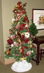 Homestreet Christmas tree