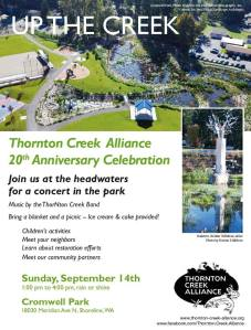 TCA Anniversary Celebration September 14 2014
