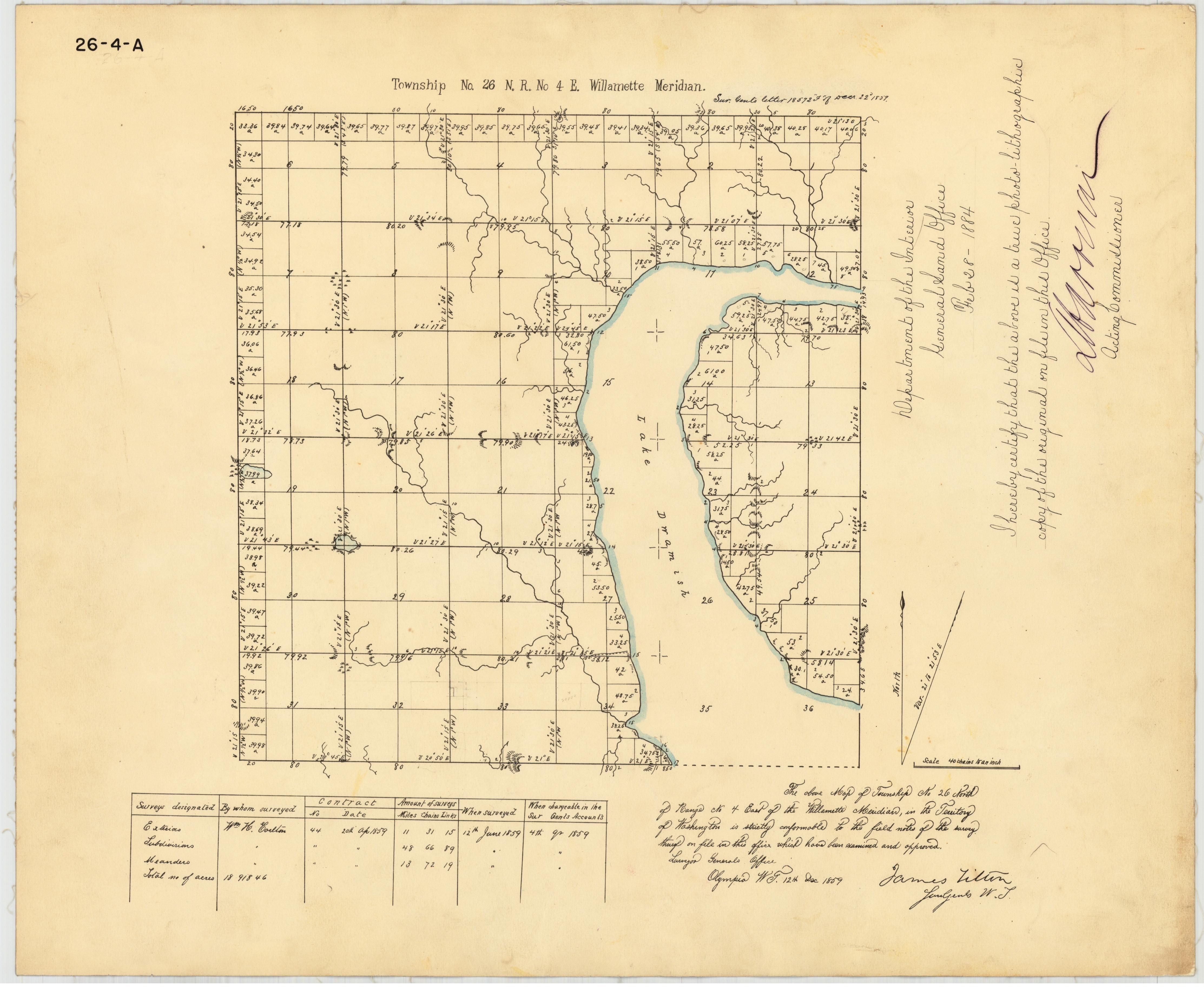 Wedgwoods NE 85th Street Dividing Line Wedgwood in Seattle History