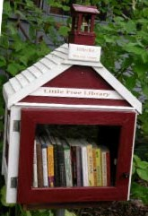 The first Little Free Library was built in 2009 as a model of a one-room schoolhouse.