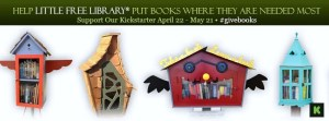 Little Free Library samples