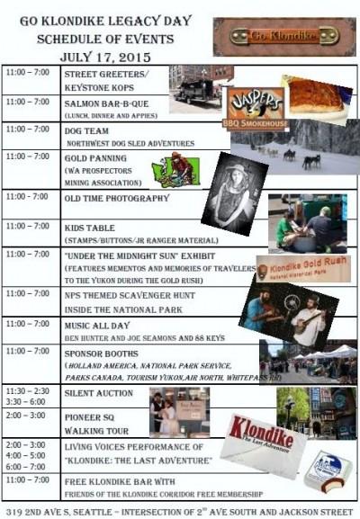 Klondike Legacy Day 2015
