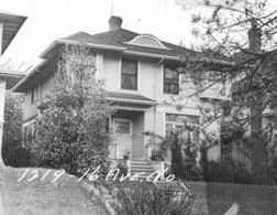The Doyle family lived in a comfortable home on Capitol Hill but they retreated to LaVilla for a summer break.