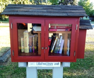 The Little Free Library of Wedgwood Presbyterian Church