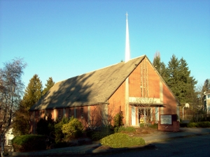 Wedgwood Community Church at 8201 30th Ave NE