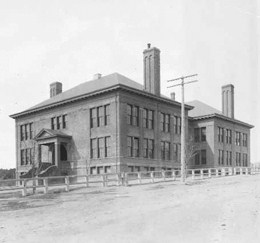 B.F. Day School in 1901 SPS Image 218-25