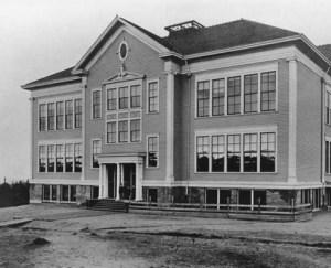 Ross School circa 1903