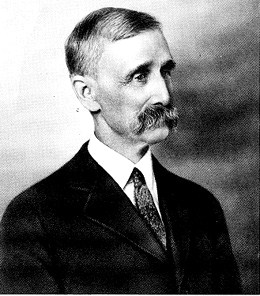 Clarence B Bagley 1843 to 1932.Photo courtesy of MOHAI