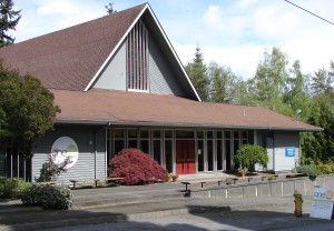 The OneLife Church at 3524 NE 95th Street was built in 1954 originally as Maple Leaf Baptist Church.