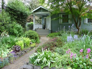 Gardens in Wedgwood
