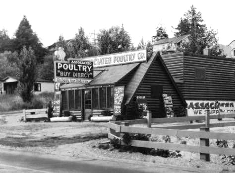 Associated Poultry at 90th and Bothell Way-Lake City Way NE