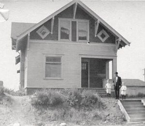 Ballard historic home