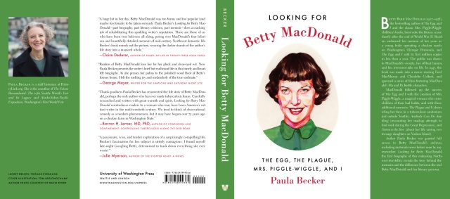 Betty MacDonald.front cover