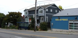 New houses replaced the family home of Betty MacDonald at 6317 15th Ave NE.