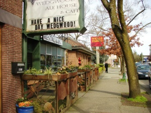 The Wedgwood Ale House at 8515 35th Ave NE
