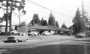 Balch offices in 1962.Municipal Archives photo 76719