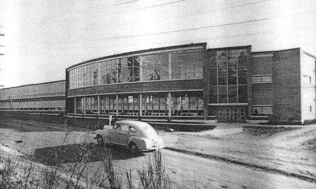 Eckstein in 1954