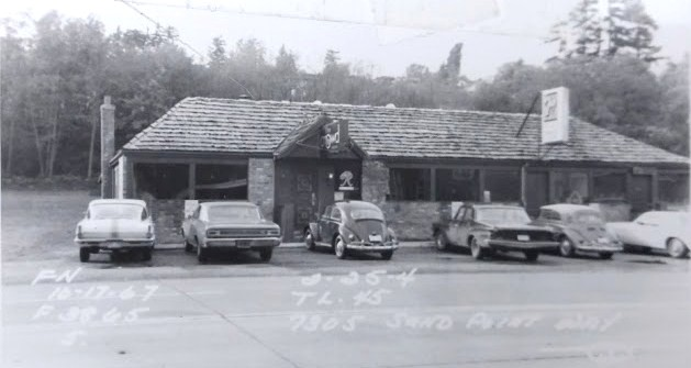 Dooley's Tavern in 1967