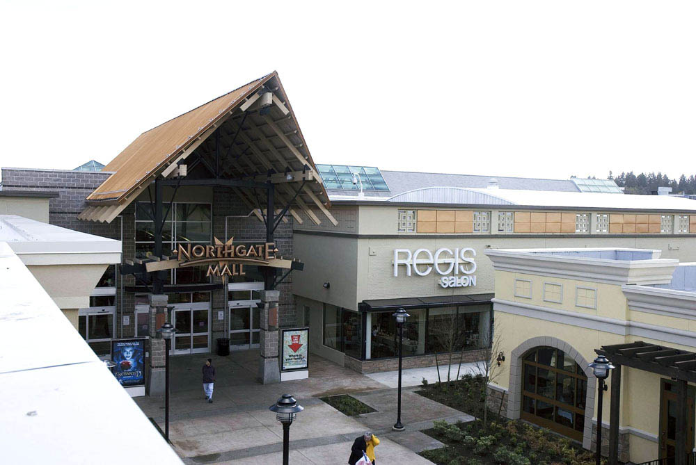 Northgate Mall entrance | Wedgwood in Seattle History