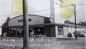 Tradewell photo of 1952