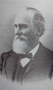 Arthur Denny portrait 1822-1899