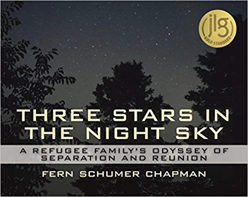 Three Stars in the Night Sky by Fern Schumer Chapman
